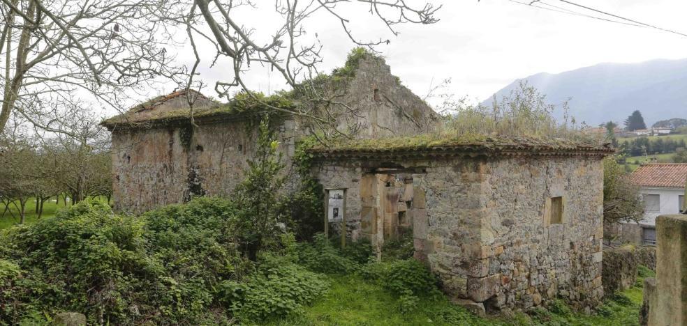 Los vecinos de Huerres buscan más de 47.000 euros para restaurar la capilla