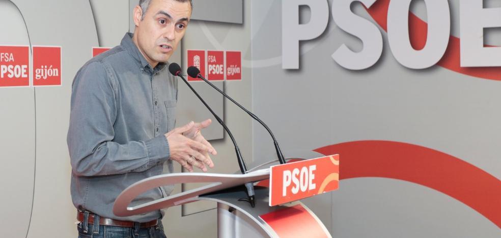 Ardura integrará a César González y Dulce Gallego en su candidatura al PSOE local
