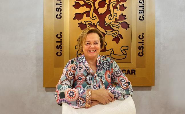 Rosa Menéndez: «Supone un gran reto dirigir la mayor institución científica española»