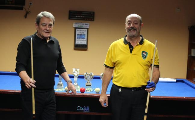 El avilesino Ruiz vuelve a ganar el Campeonato de Asturias al cuadro 47/2