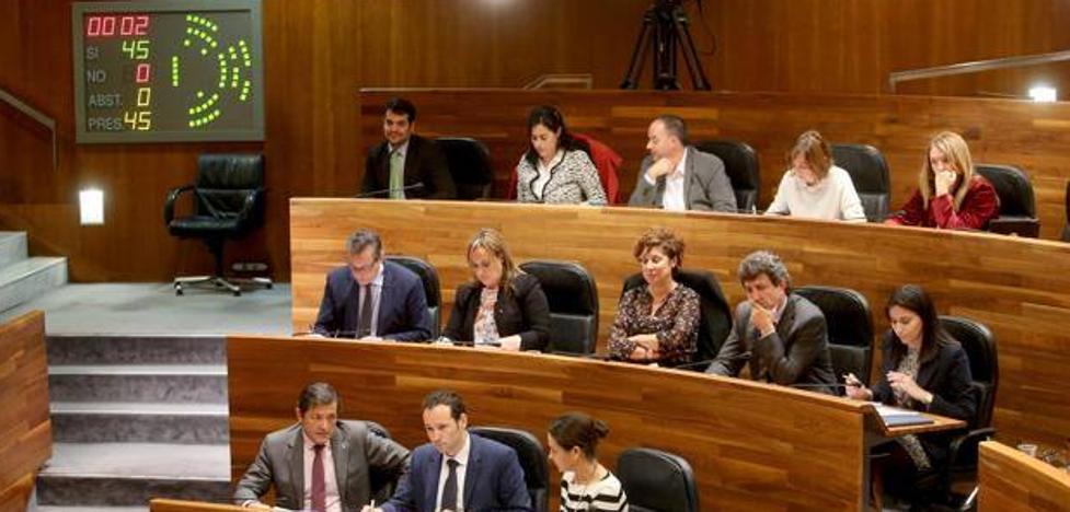 El debate pone muy caro el presupuesto y evidencia el viraje del PSOE con el asturiano