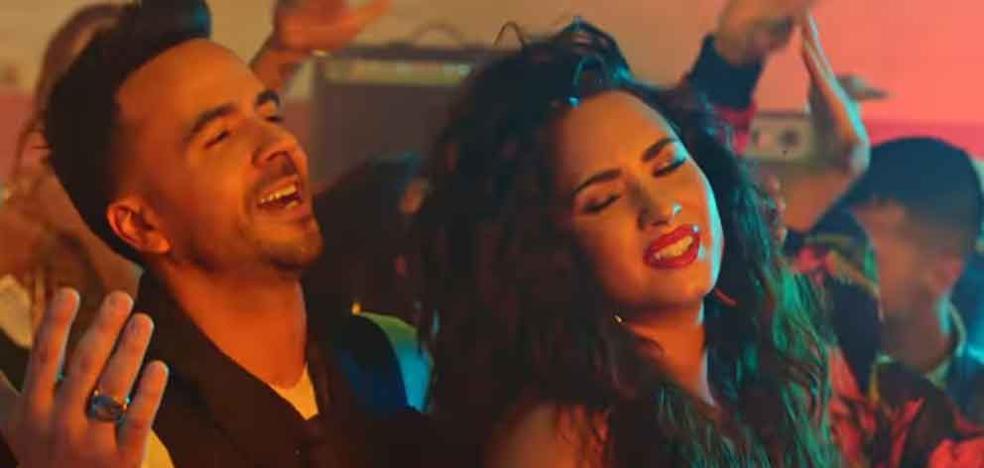 'Échame la culpa', con Demi Lovato: ¿el nuevo éxito de Luis Fonsi?