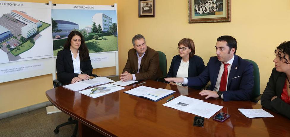 El Principado anuncia la construcción de nuevas viviendas sociales en Llanera