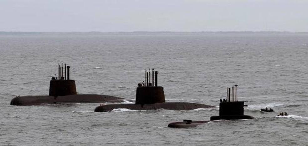 Sin rastro del ARA San Juan, el submarino argentino desaparecido el miércoles