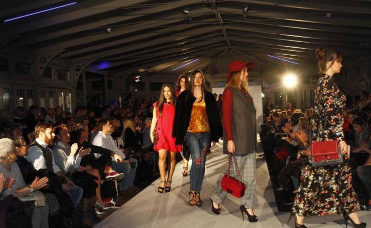 La moda pisa fuerte en Avilés