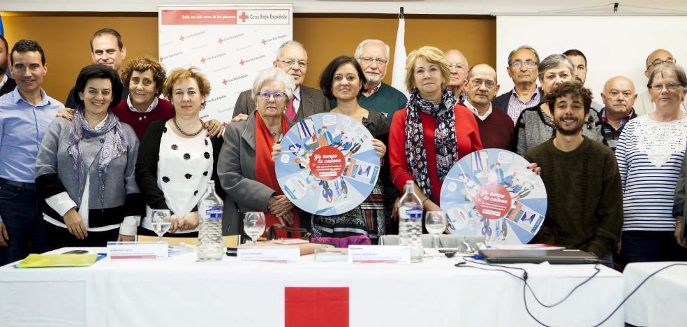 Cruz Roja, contra la violencia de género
