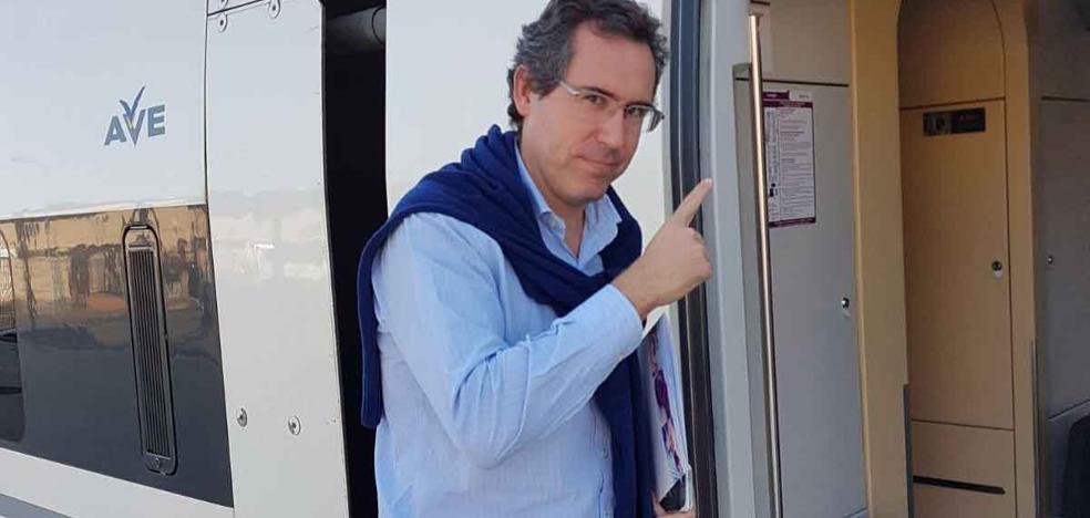 Un AVE desde León