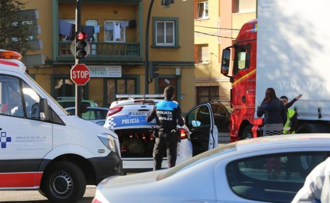 Un camionero jubilado, la víctima del atropello mortal en Avilés