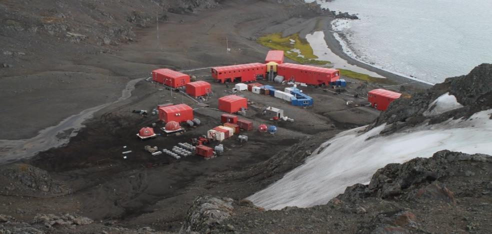 «Trabajar en la Antártida es una aventura total»