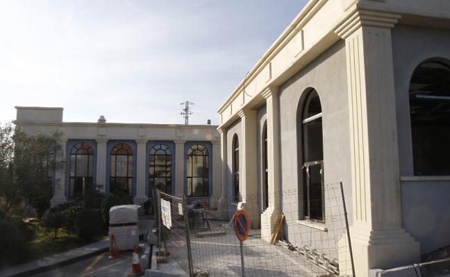 El tanatorio abrirá su nueva sala de despedidas civiles en enero