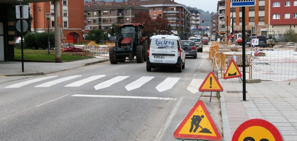 Siero proyecta crear una plaza polivalente en Lugones con los Fondos Feder