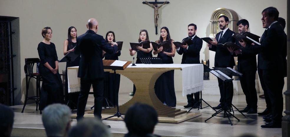Encuentro coral de música sacra