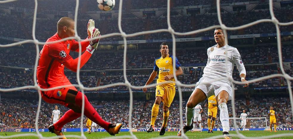 Apoel - Real Madrid: dónde seguir el partido en directo y online