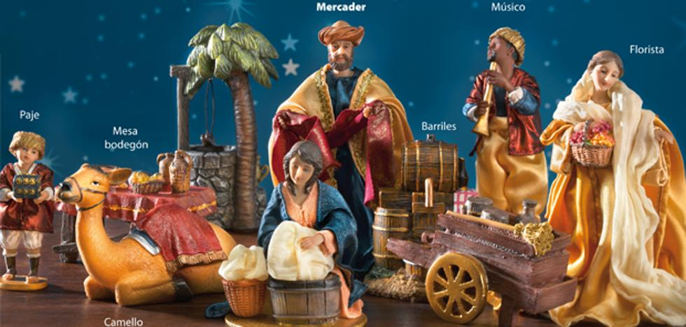 Tu Belén para esta Navidad