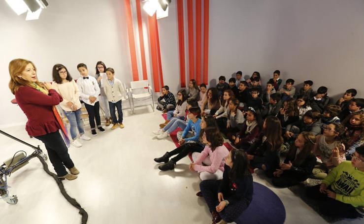 Dos colegios de Candás se suman a EL COMERCIO para luchar contra la desigualdad de género