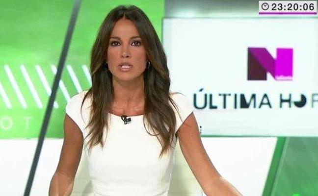 Cristina Saavedra, herida tras ser atropellada