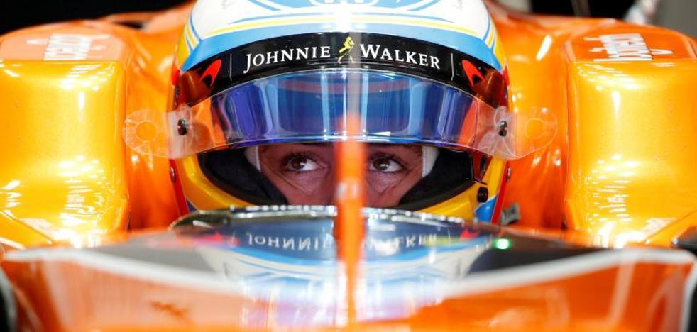 Fernando Alonso dispuesto a cerrar la campaña «con buena nota»