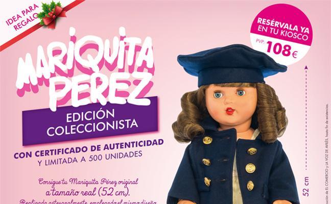 Mariquita Pérez edición coleccionista