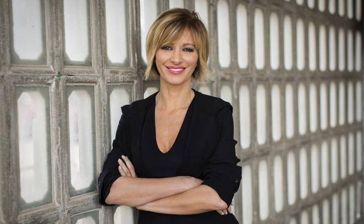 Susanna Griso, una periodista de raza