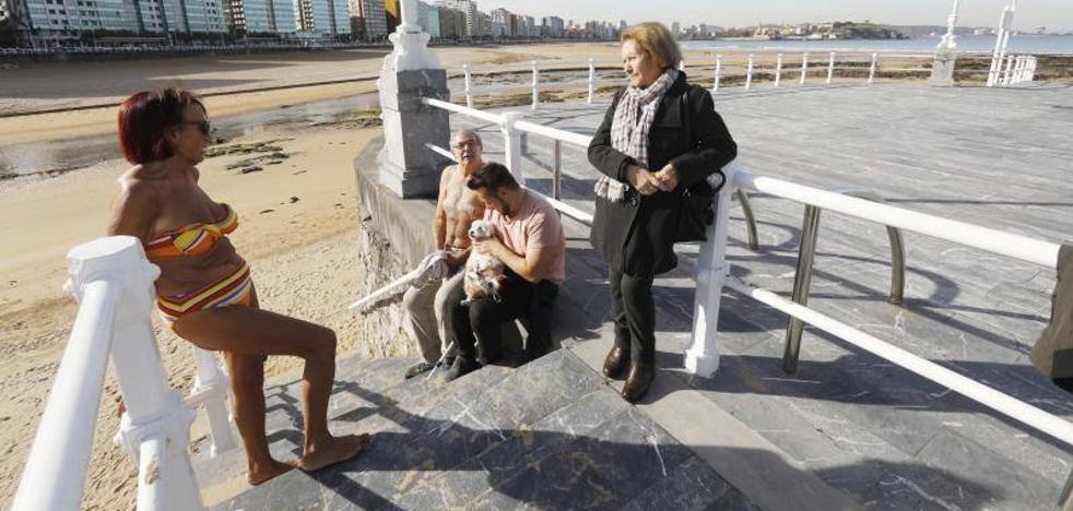 Sol y más de 20 grados para este martes en Asturias
