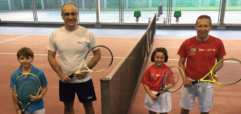 Alta participación y notable éxito del Torneo Familiar