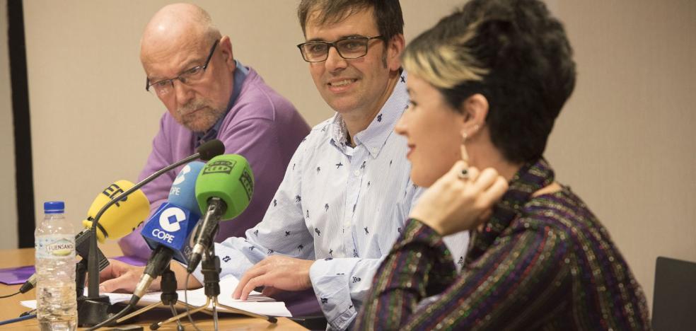Iván Piñuela se presenta como el rostro del nuevo PSOE en Oviedo