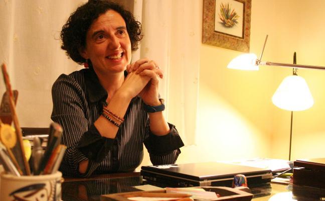 Berta Piñán: «Quiero contarle al lector que la vida sigue a pesar de las adversidades»