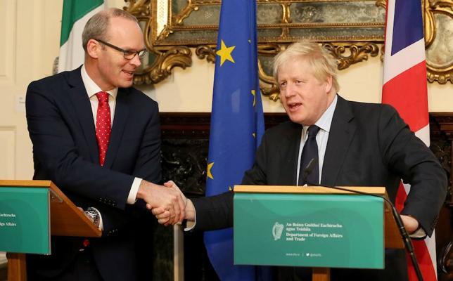 Dublín amenaza con vetar el avance del 'Brexit' en la cumbre de diciembre