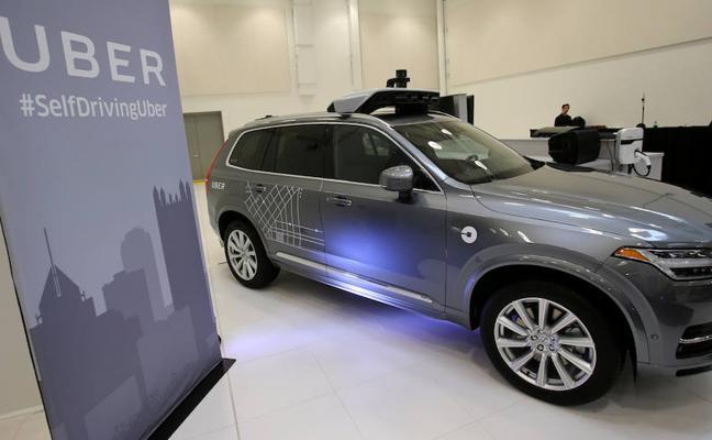 Uber revela que los datos de 57 millones de sus usuarios han sido pirateados