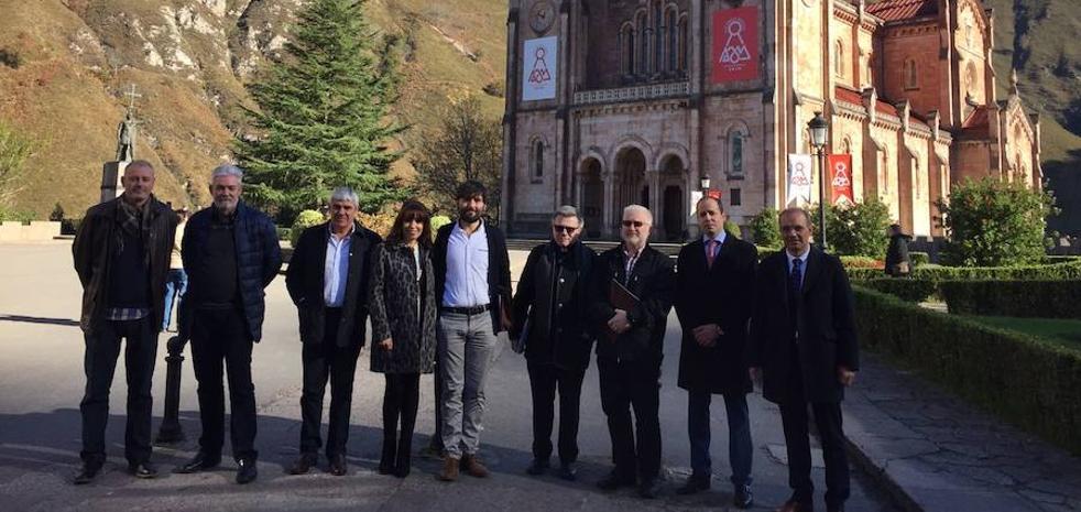 Covadonga acogerá «el mayor homenaje del siglo XXI» a la Santina