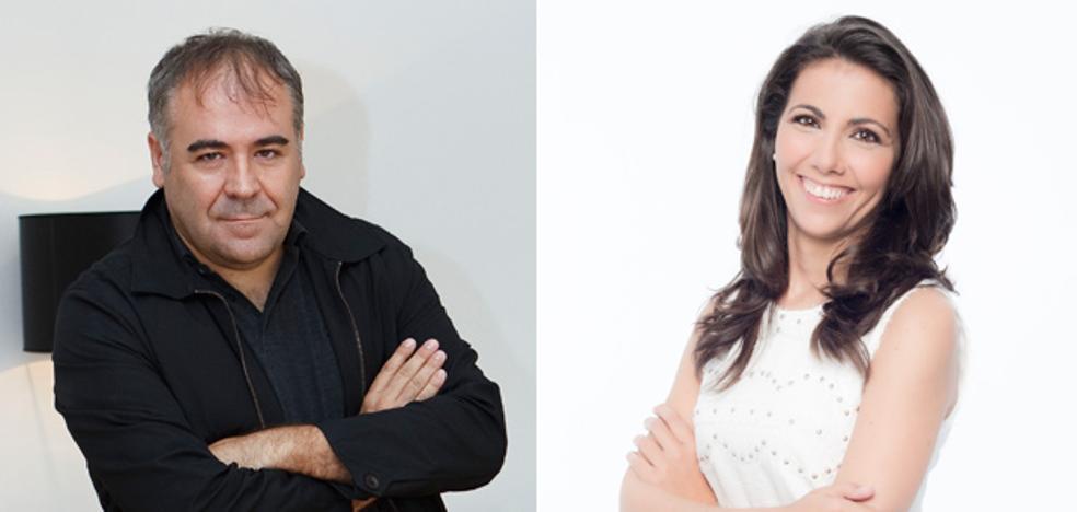 El enfado de Antonio García Ferreras y Ana Pastor por las amenazas en un chat de policías