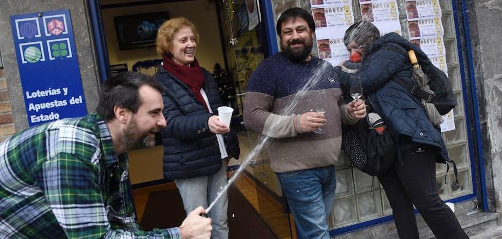Lotería de Navidad: Gijón, la localidad asturiana más agraciada por 'El Gordo'