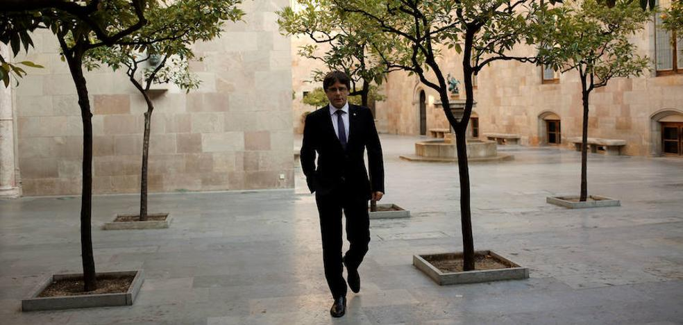 ¿Renunciará Puigdemont a un sueldo de casi 10.000 euros al mes?