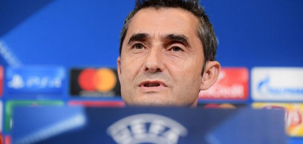 Valverde: «Más que miedo, me dan respeto las virtudes de la Juventus»