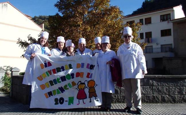 Belmonte de Miranda celebra el Día de los Derechos de la Infancia