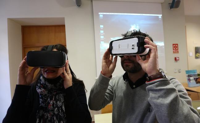 La comarca promociona el turismo con una nueva web y realidad virtual