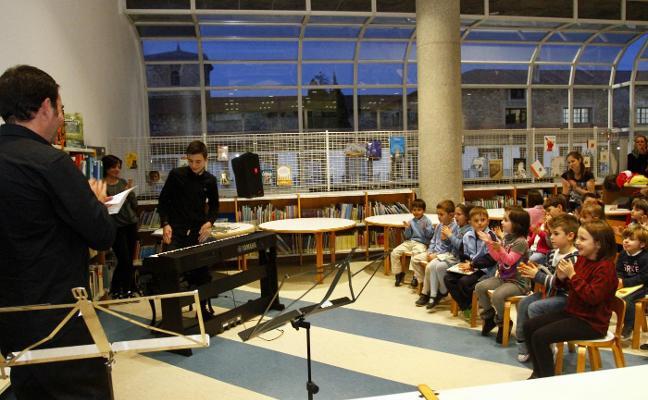Concierto de alumnos del Conservatorio