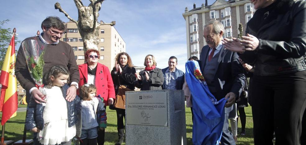 «Dolores Fernández fue un símbolo del inconformismo necesario para luchar»
