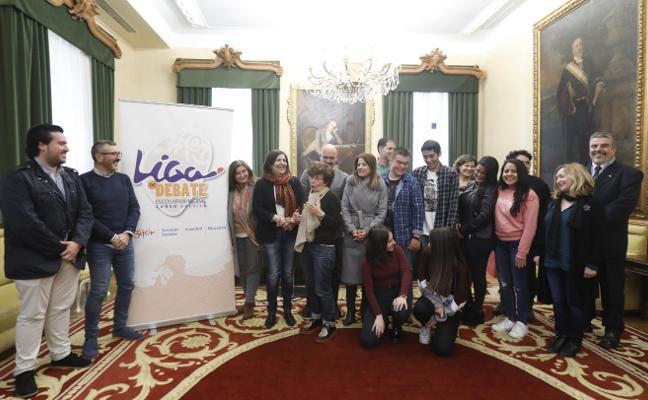340 alumnos de seis centros participarán en la segunda edición de la Liga de Debate