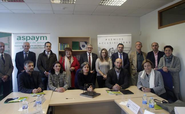 Aspaym concede sus novenos premios de accesibilidad