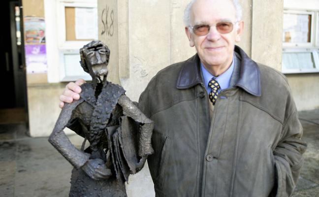 Fallece a los 92 años Joaquín José Vigil Díaz, 'El Guaxu', Hijo Predilecto de Siero
