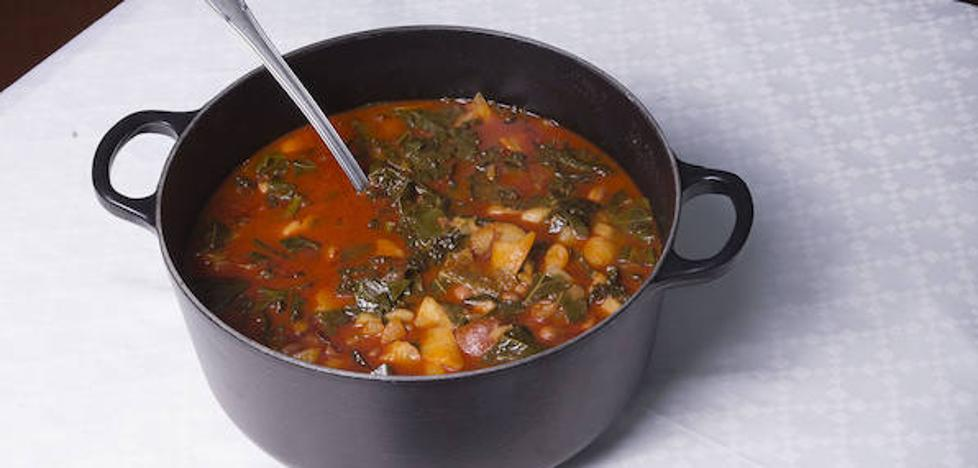 XXVII Jornadas Gastronómicas del Pote en Turón
