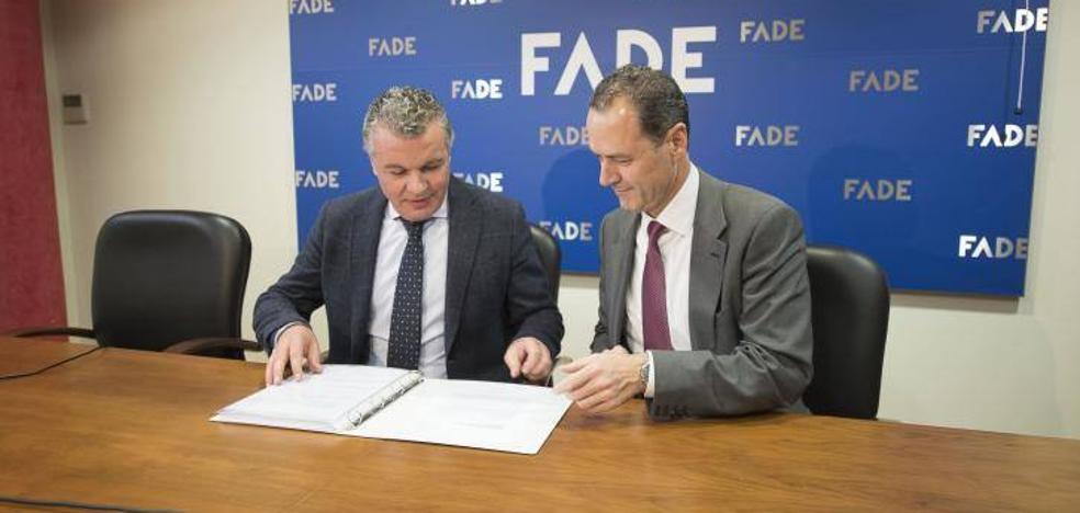 Belarmino Feito presenta 73 avales para optar a la presidencia de Fade