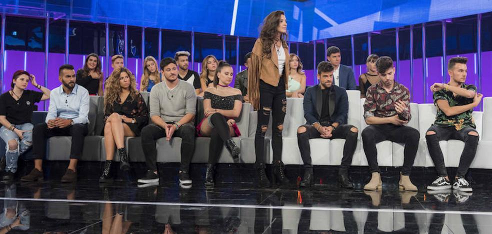 El pasado televisivo de los concursantes de 'OT 2017'