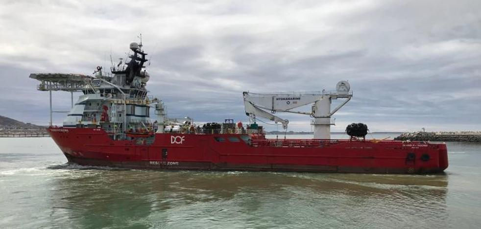 Detectan una señal que podría pertenecer al submarino argentino desaparecido