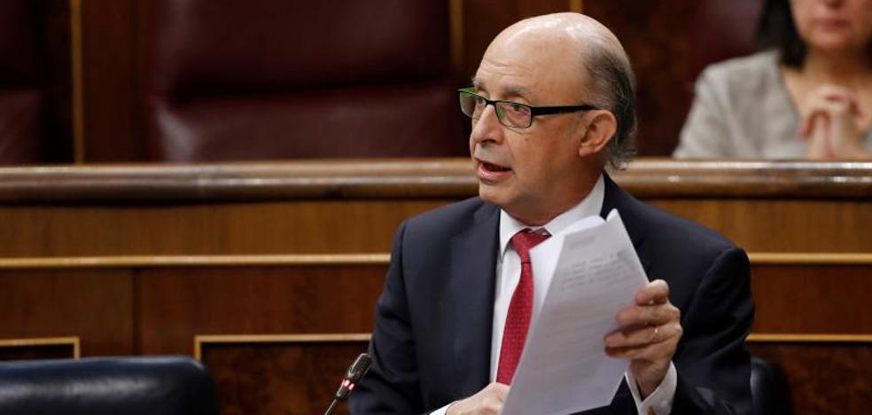 Hacienda no contempla un acuerdo sobre la financiación autonómica para este año