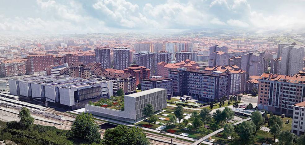 La nueva Jefatura de la Policía Local de Gijón tendrá cubierta vegetal