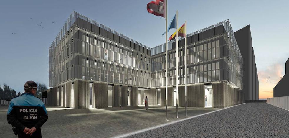 El arquitecto gijonés Jovino Martínez Sierra, accésit del concurso