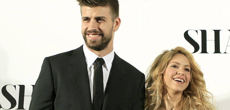 Tremenda bronca pública entre Shakira y Piqué en Barcelona