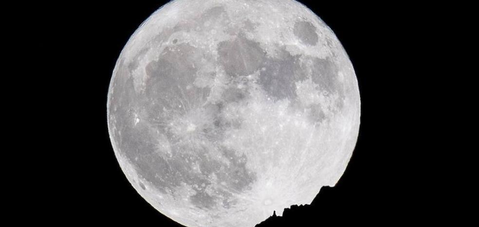 La luna más grande y brillante del año se dejará ver el 3 de diciembre